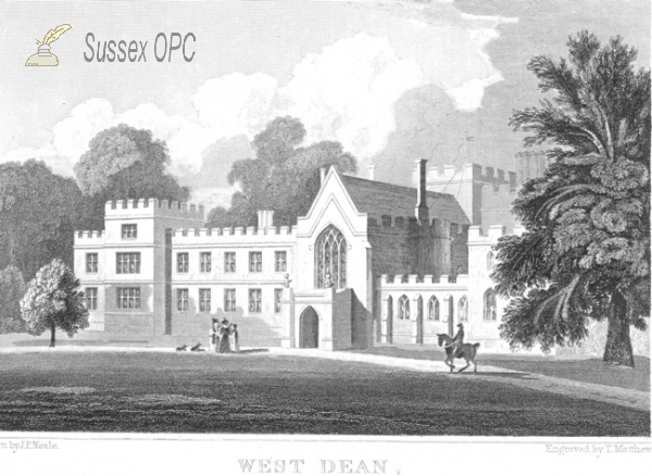 Image of West Dean House