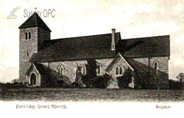 Partridge Green - St Michael & All Angels