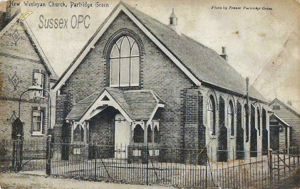 Partridge Green - Wesleyan Church