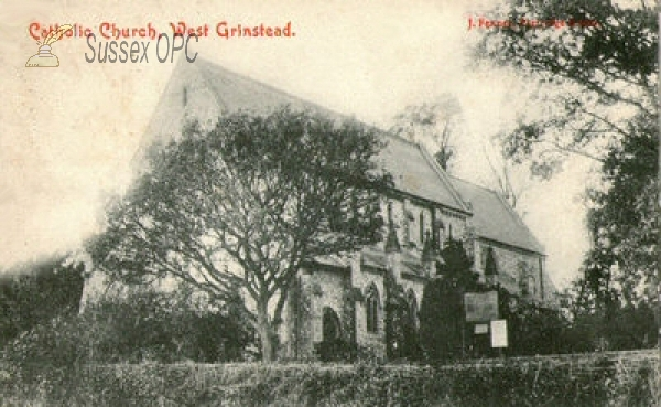 West Grinstead - Our Lady & St Francis