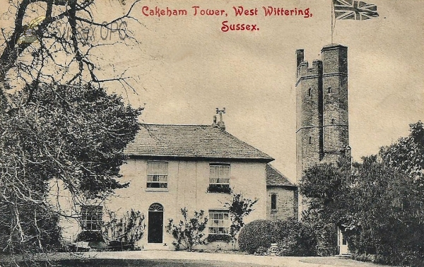 Image of West Wittering - Cakeham Tower