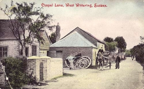 Image of West Wittering - Chapel Lane