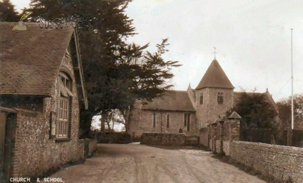 Image of West Wittering - Church & School