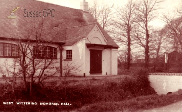 Image of West Wittering - Memorial Hall