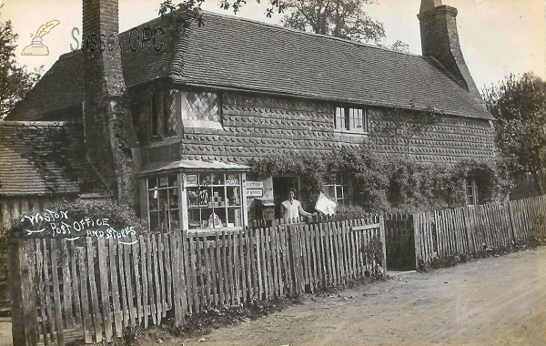 Wiston - Post Office & Stores