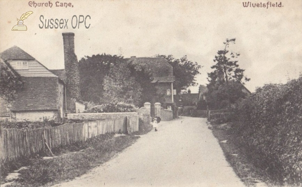 Image of Wivelsfield - Church Lane