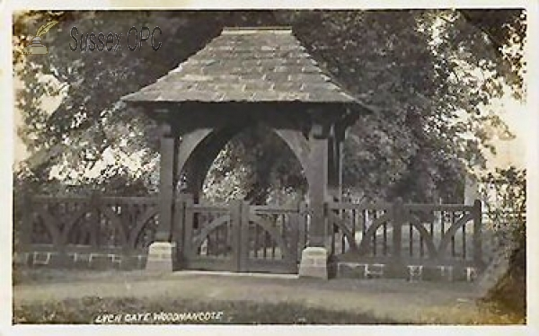 Image of Woodmancote - St Peter's Church (Lychgate)