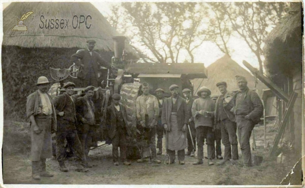 Image of Copthorne - Men with Tractor