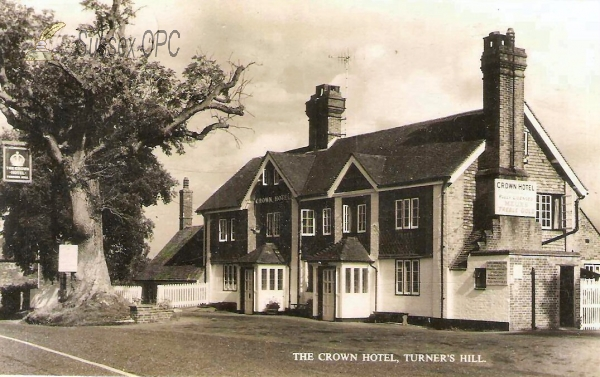 Image of Turners Hill - Crown Hotel