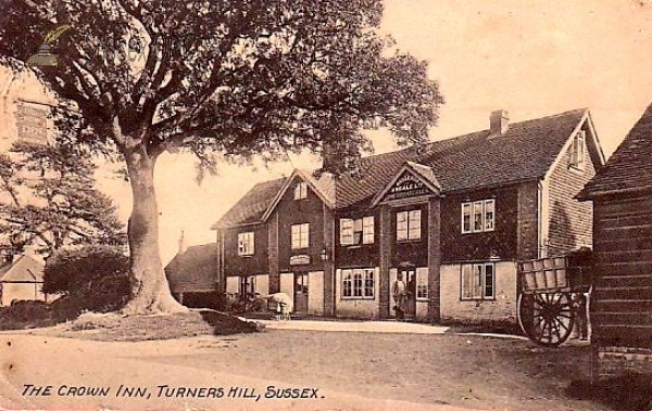Image of Turners Hill - Crown Inn