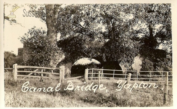 Yapton - Canal Bridge