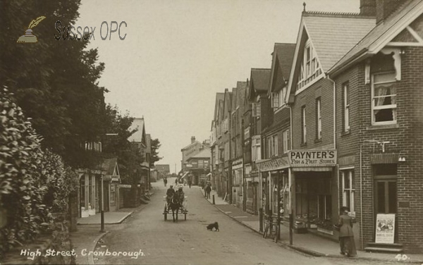 Crowborough - High Street