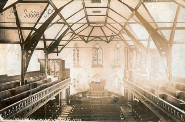 Brighton - Union Church (Interior)