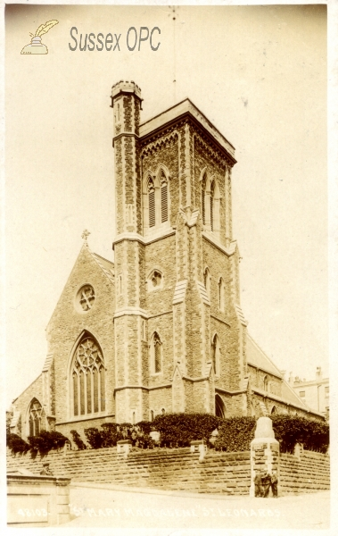 Image of St Leonards - St Mary Magdalene Church