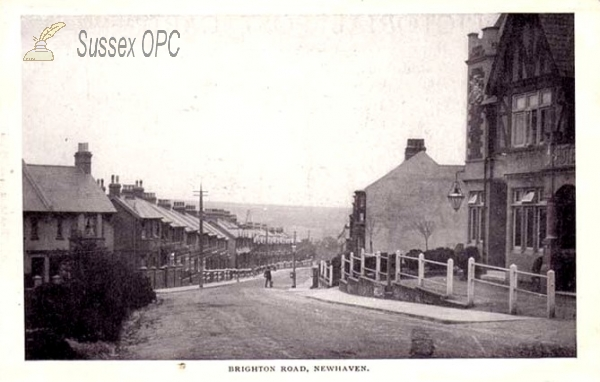 Image of Newhaven - Brighton Road