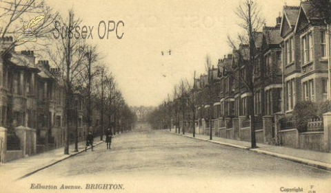 Image of Preston - Edburton Avenue