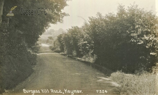 Image of Keymer - Burgess Hill Road