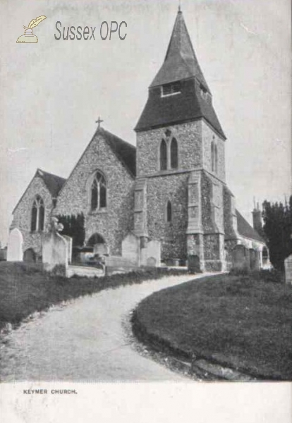 Image of Keymer - St Cosmas and St Damian Church