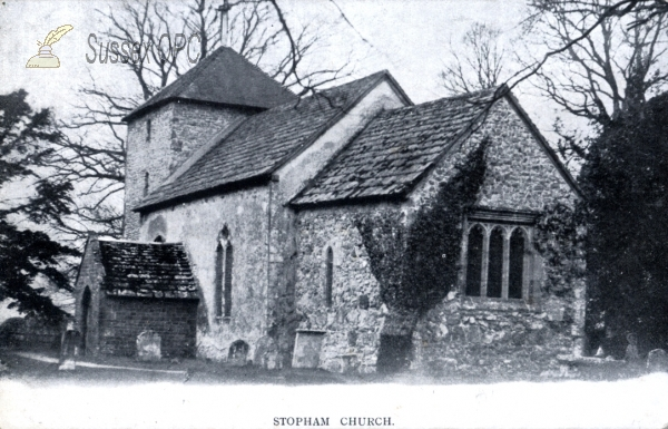 Stopham - St Mary's Church